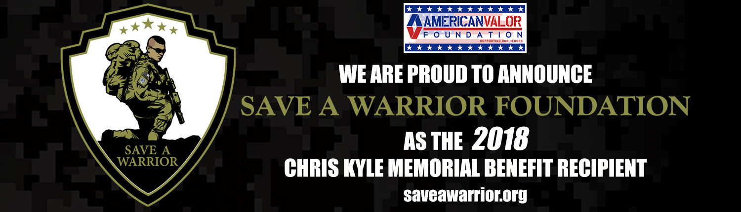 SAVE A WARRIOR FOUNDATION